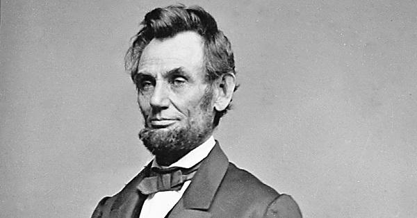2. Abraham Lincoln