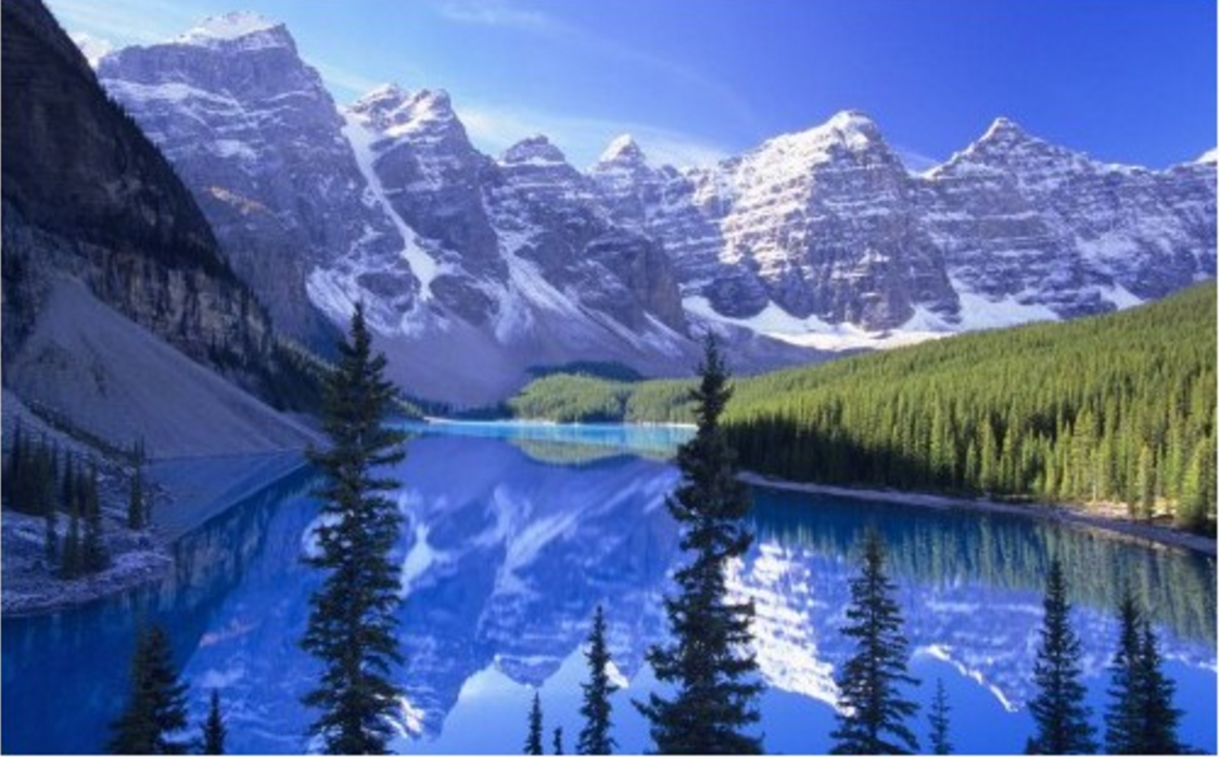 beautiful lakes in the world