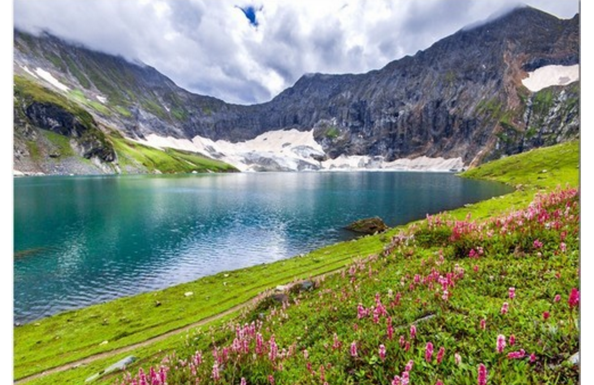 Top 10 Most Beautiful Lakes In The World How Trend News