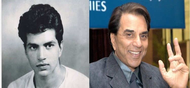 dharmindar then and now