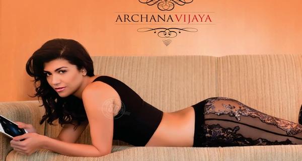 Archana Vijaya hottest ipl anchors