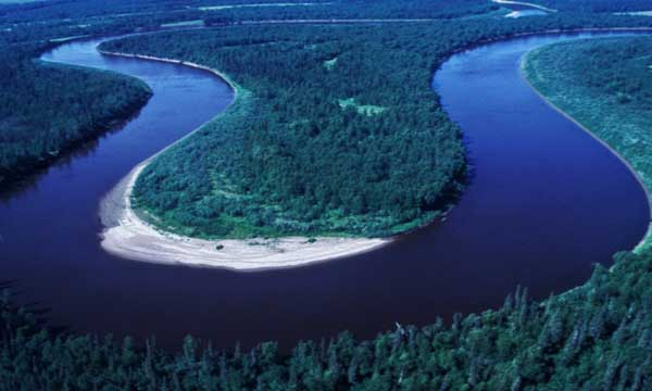 Top Longest Rivers In The World Purbat - Top 10 longest rivers in the world