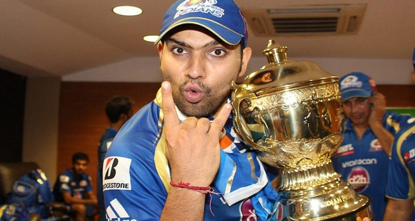 Rohit Sharma most successful IPL captains