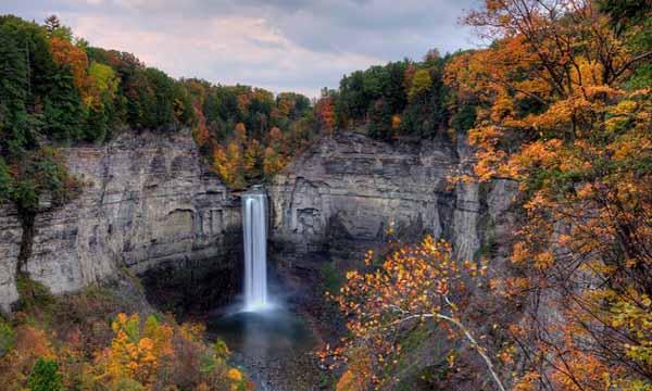 Top 10 Beautiful Waterfall In The World