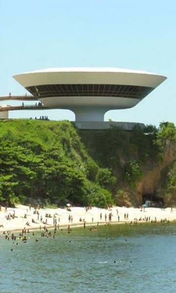 The Niteroi Contemporary Art Museum 11