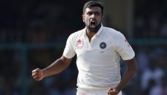 fastest to take 200 test wickets ashwin