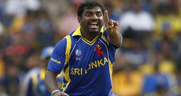 Most wickets Muralitharan