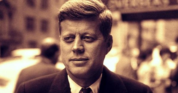 4. John F. Kennedy