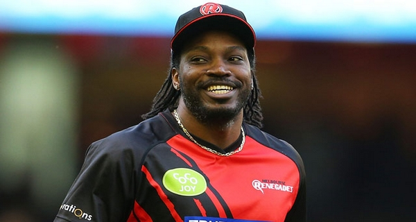 Weirdest hairstyles of Cricketers Chris Gayle