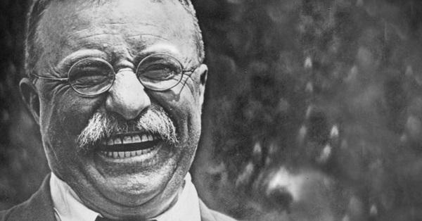 5. Theodore Roosevelt