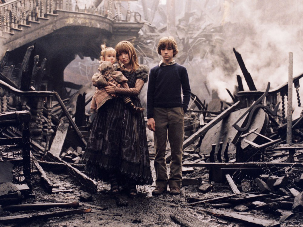 A Series of Unfortunate Events Is among Amazing 10 Netflix Shows 2017