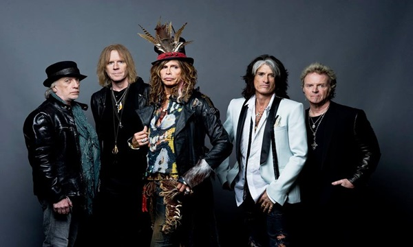Aerosmith are the top selling rock bands of all time