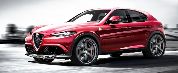 Alfa Romeo Stelvio is one of the most technologically advanced cars