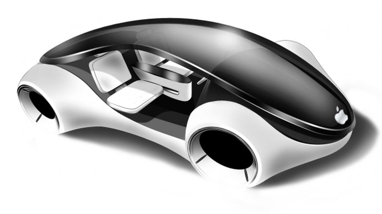 Apple Car is one of the best 2017 concept cars