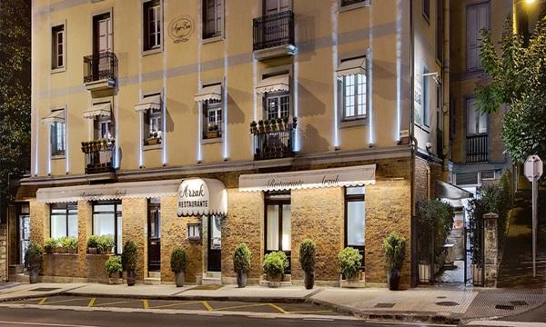 Arzak is among forbes five star restaurants