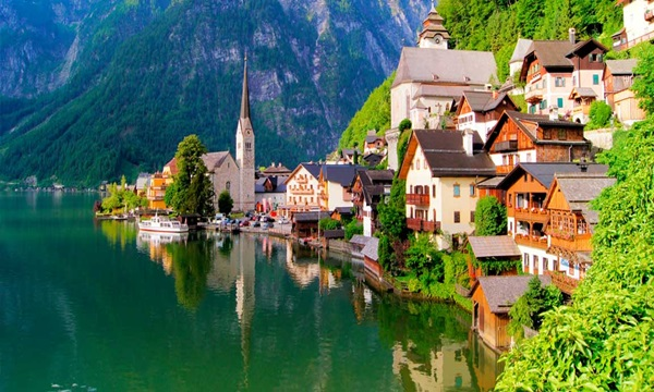 Austria is among top greenest countries