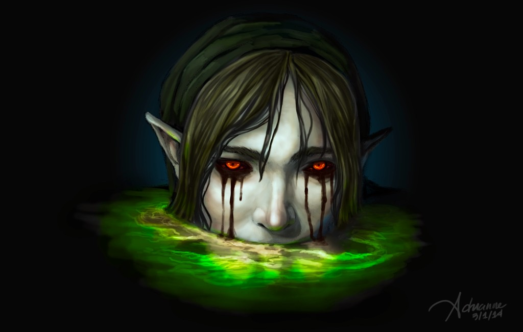 BEN Drowned Is among best creepypasta stories