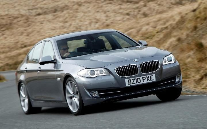 BMW 5 Series is one of the best Future cars