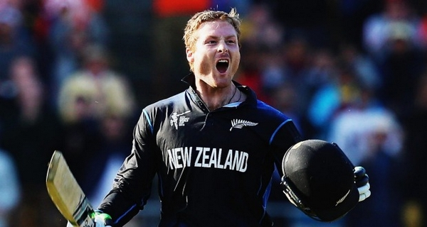 Batsmen with an ODI hundred on debut Guptill