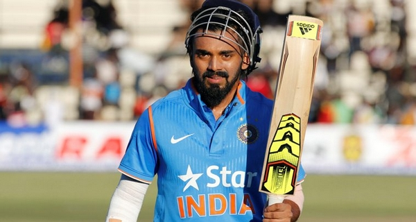 Batsmen with an ODI hundred on debut KL Rahul