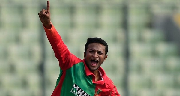 Best All-rounders in cricket Shakib al Hassan