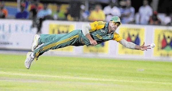 Best fielders in the World Faf du Plessis
