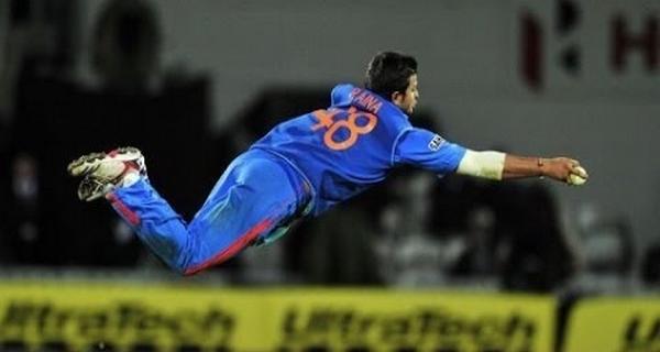 Best fielders in the World Suresh Raina