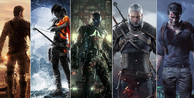 Upcoming PS4 Games 2017