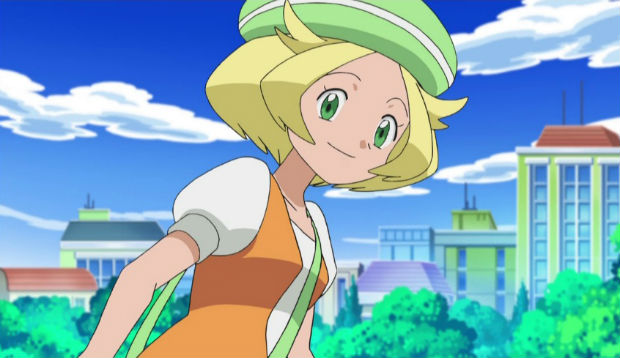 Bianca is the amazing female Pokemon characters