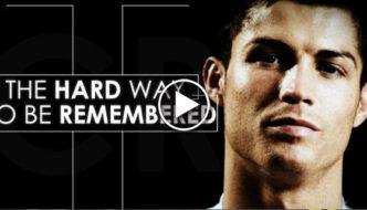 Cristiano Ronaldo - When Hard Work Meets Talent [Video]