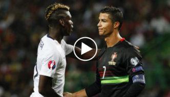 Cristiano Ronaldo Vs Paul Pogba - Goals & Skills [Video]