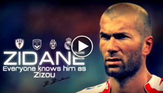 Zinedine Zidane The Man with the Golden Touch [Video]