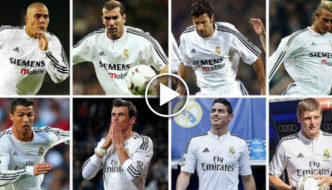 Top 10 Most Expensive Real Madrid Signings [Video]