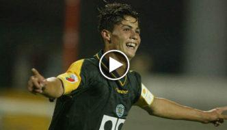 Cristiano Ronaldo Rare Scenes from Sporting CP [Video]