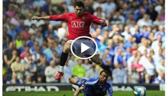Cristiano Ronaldo Craziest Jumps Ever [Video]