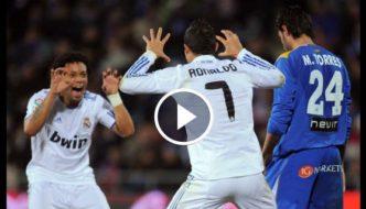 Cristiano Ronaldo and Marcelo - Funny moments [Video]