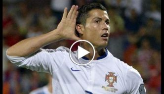 Cristiano Ronaldo The Legend - One man, many ways to score [Video]