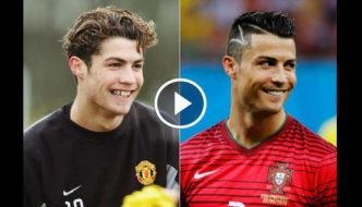 Cristiano Ronaldo Transformation - Then and Now [Video]