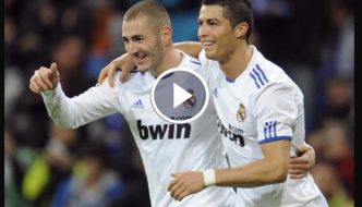 Cristiano Ronaldo Karim Benzema - Best European Duo [Video]