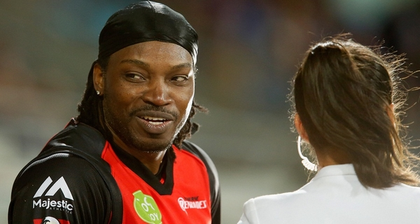 another controversy for Chris Gayle in IPL