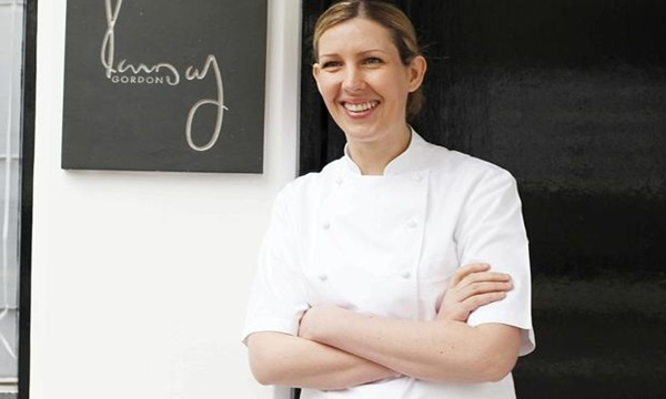 Clare Smyth is one of the top female chefs