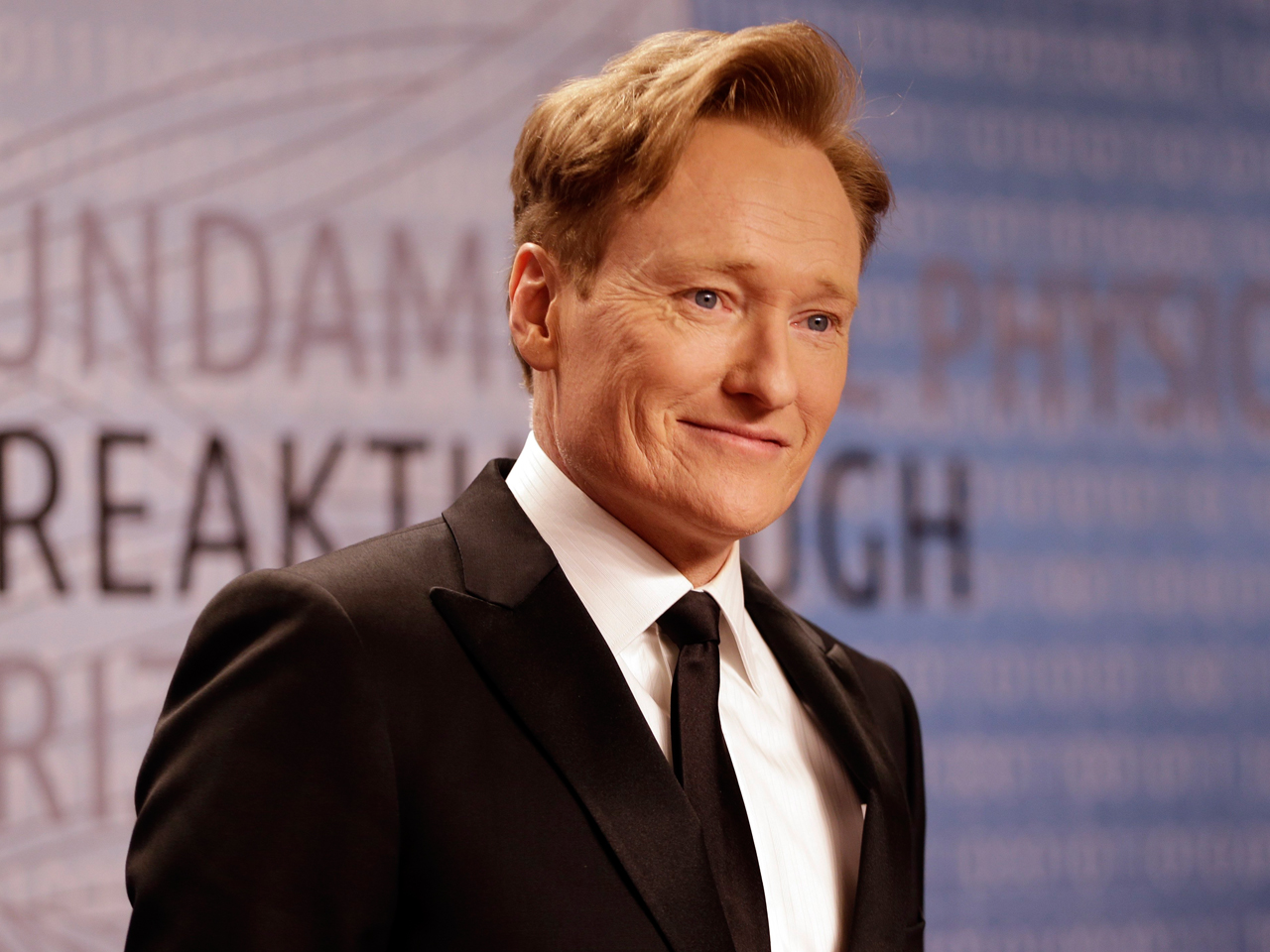 Conan O'brien is among Remarkable 10 Talk Show Hosts 2017