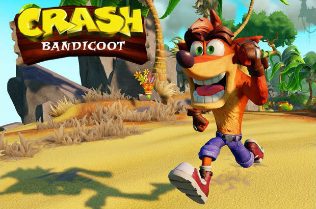 Bandicoot is one of the best upcoming playstation characters