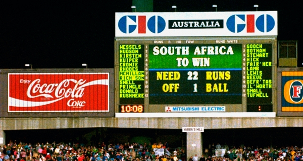 Cricket controversies South Africa vs England semifinal