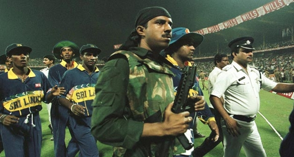 Cricket controversies Sri Lanka vs India final game
