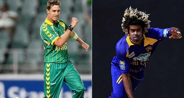 Dale Steyn and Malinga fastest cricket deliveries