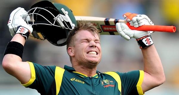 David Warner best opening batsmen