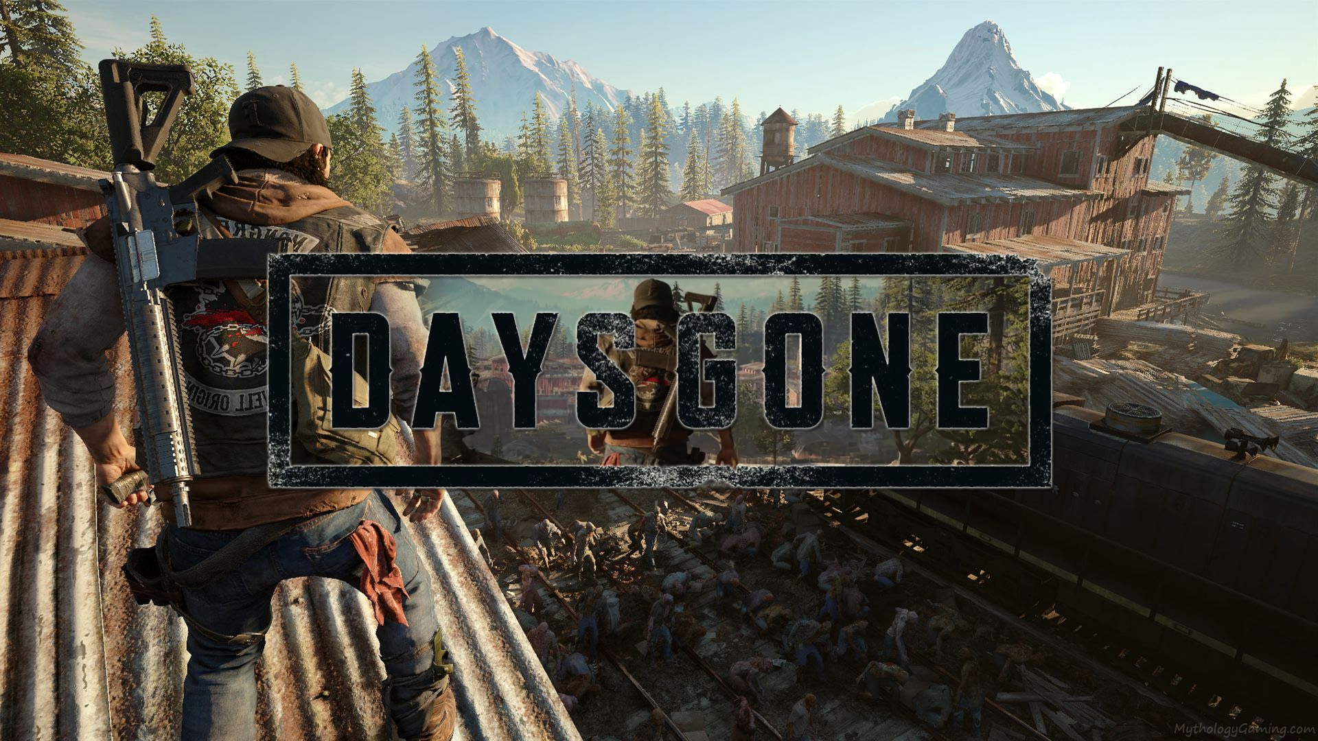 Days Gone created buzz in the upcoming PS4 release