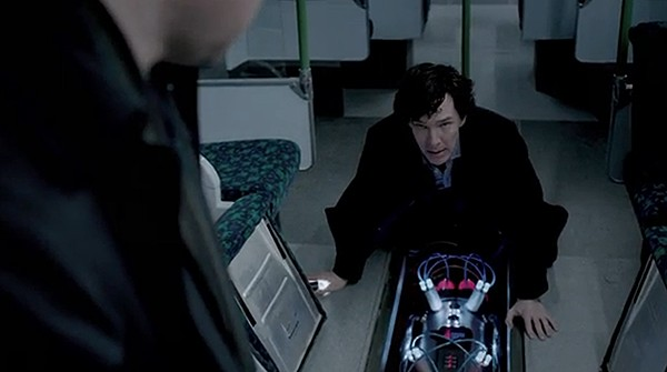 Defusing the Bomb was one of the funniest sherlock scenes
