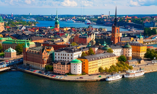 Denmark is among safest countries